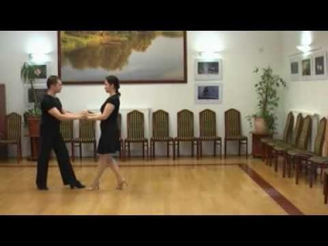 Cha-cha-cha - Open basic - táncoktatás