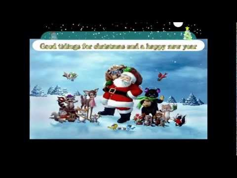 We Wish You A Merry Christmas - Crazy Frog video
