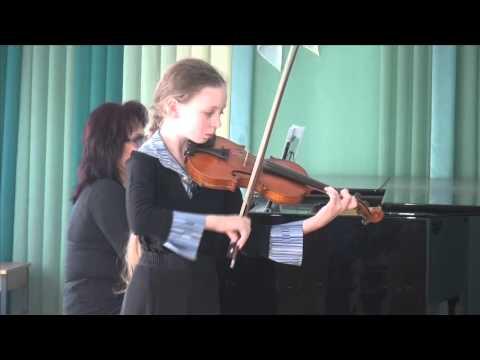 Гендель, Георг Фридрих - Соната op. 1 № 3 для скрипки и бассо континуо ля мажор