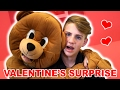 Valentine's Day Surprise! (MattyBRaps & Ivey)