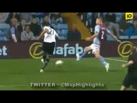 Aston Villa vs Tottenham 0 - 4 GOALS HIGHLIGHTS
