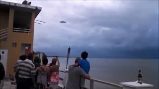 Vídeo viral increíble ovnis grabados en vivo !!!