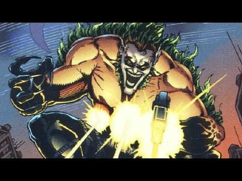 Super Villain Origins: Hyena