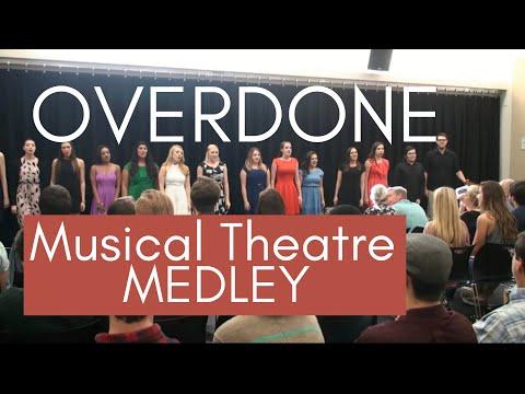 Overdone Musical Theatre Medley en streaming