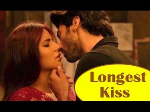 Aditya & Katrina's kissing scene 'Fitoor': Longest ever in Bollywood   Abhishek Kapoor, Tabu