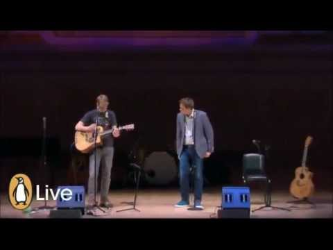 John and Hank Green sing New York City at Carnegie Hall