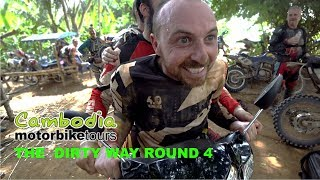 TWISTING THE TIGER TRAIL! Cambodia the dirty way round