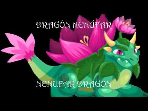 Dragon City- Cómo hacer el dragón Chicle entre otros.