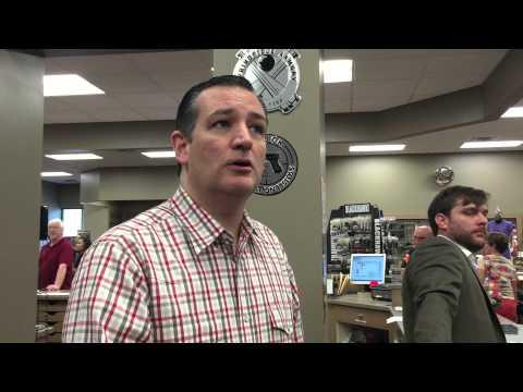 Ted Cruz Discusses Charleston Shooting