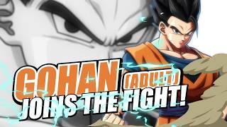 Dragon Ball FighterZ - Trailer Gohan