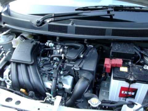 Datsun Go+: Engine NVH