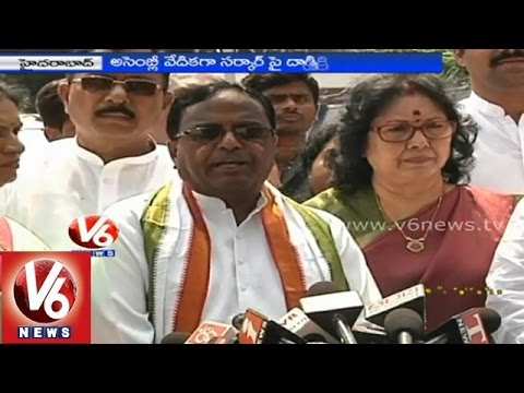 T Congress plans to target TRS government in assembly sessions