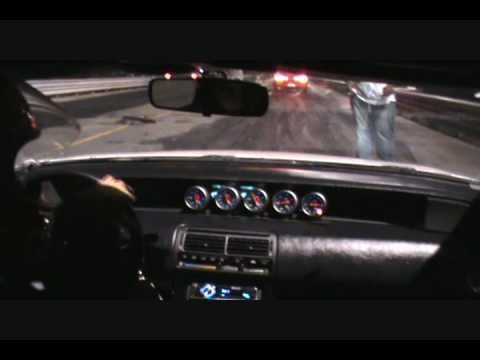 Chapman Acura on Jdm Powerhouse 92 Honda Prelude Gt35r First Track Runs