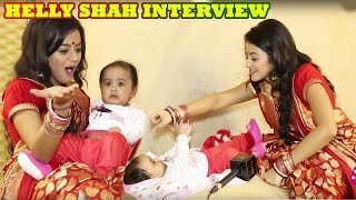 Helly Shah is Fond Of Kids | Swaragini: Fun On The Sets  | Telly Reporter