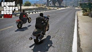 GTA 5 Roleplay - DOJ 298 - Biker Madness (Criminal)