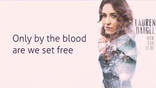 Download Lagu Power To Redeem (feat. All Sons & Daughters) (Lyric Video) - Lauren Daigle Gratis STAFABAND