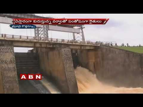 తెలుగు రాష్ట్రాల్లో విస్తారంగా వర్షాలు | Heavy Rains lash Telugu States | ABN Telugu