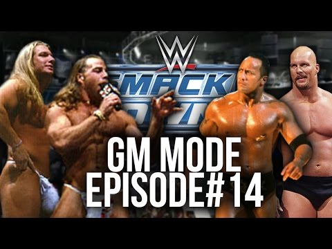 WWE SVR 2007 GM Mode Episode #14 - SUPER SMACKDOWN!
