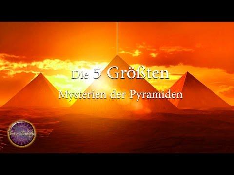 Die 5 GRÖSSTEN Mysterien der Pyramiden - Pyramiden Energie für alle!