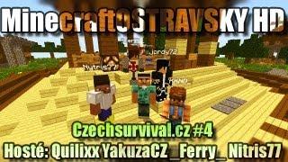 Czechsurvival.cz #4 | Honzzzinek88 - _KKND_ | Hosté Quilixx TheYakuzaTV _Ferry_ Nytris77 | [PiP][HD]