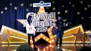 Jar of hearts duo #cibinongcitymall #citymallrisingstar2017