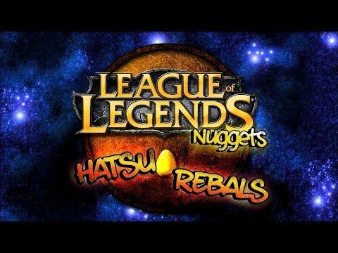 Rebal Nuggets - League of Legends - Nidaleen keihäs