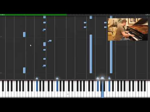 Psy Gangnam Style Tutorial On Piano -  How To Play video