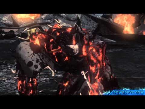 Prototype 2 - Final Boss Fight Hard Difficulty (Master Prototype Trophy / Achievement Guide)