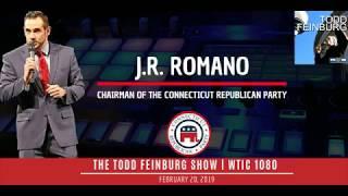 Connecticut Republicans Chairman J.R. Romano responds to Ned Lamont's Budget 2019