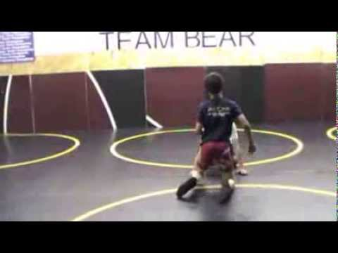 Youth Beginner Wrestling Training Video Image 1