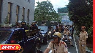 TP.HCM triển khai lực lượng 363 trấn áp tội phạm cuối năm | ANTV