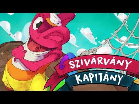 Holvoltholnemország - Szivárvány kapitány (Hivatalos videóklip)