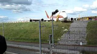 Kalitta Air 747 Brussels crash