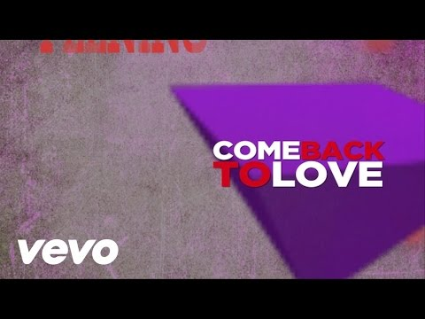 DJ Pauly D - Back To Love (Lyric Video)  ft. Jay Sean