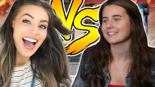 SISTER VS SISTER DRAFT WITH INSANE ENDING THAT YOU GOTTA SEE!!