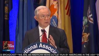 LIVE STREAM: Attorney General Jeff Sessions speaks at Governors Association breakfast