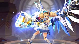 Blade & Wings Fantasy 3D Anime MMO Action RPG iOS / Android Gameplay