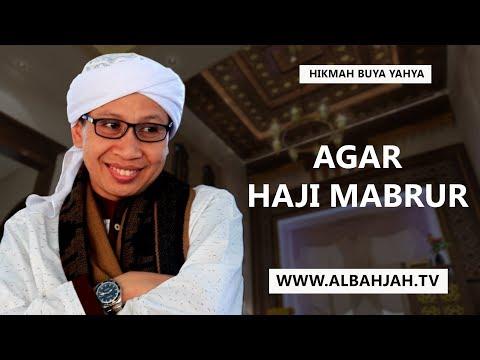 Video doa agar haji mabrur