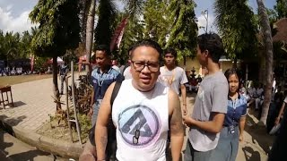 Rocket Rockers - Hitam Putih Dunia ( Live From SUKSMA SMA 1 Sukawati Bali )
