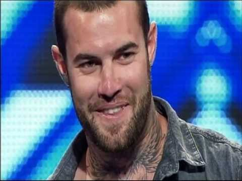 Mitchell Callaway - The X factor Australia 2011 Audition