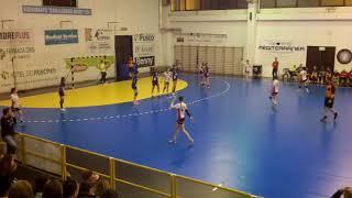 Serie A1F [17^]: Salerno-Dossobuono 37-24