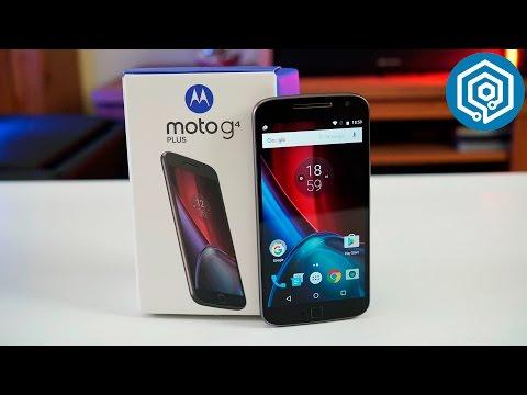 Moto G4 Plus | UNBOXING