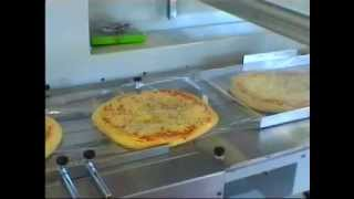 Schib - CO140 Polyethylene Film packaging pizzas