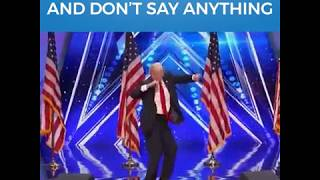 Modi and Trump dance in Lollipop lagelu