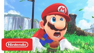 download lagu Super Mario Odyssey - Game Trailer - Nintendo E3 gratis