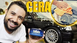 [DICA] COMO ENCERAR SEU CARRO, FORMA CORRETA!  ‹ Carvalho Detail ›
