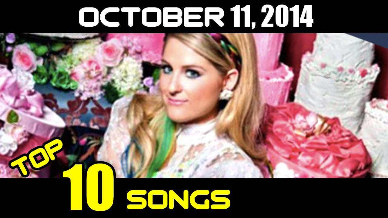 top 10 hits 2014 october
