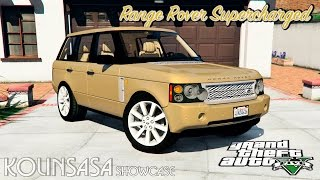 GTA 5 Range Rover Supercharged