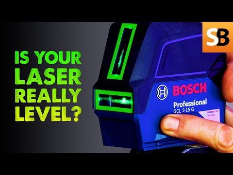 Is Your Laser Level Really Level? How to Check