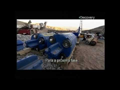 Chile Miners Rescue - The Story (2/3) - Capsule raises trapped men to surface -